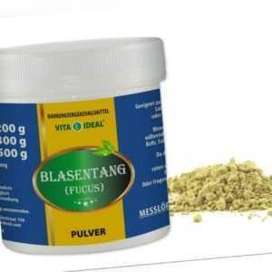 VITAIDEAL ® Blasentang PULVER + Messlöffel von NEZ-Diskounter
