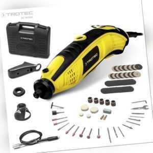 TROTEC Multifunktionswerkzeug PMTS 01-230V | Drehwerkzeug Dremel | Schleifgerät