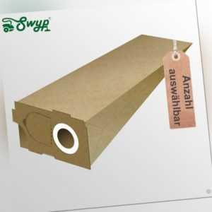 Staubsaugerbeutel passend für Sebo BS 36 46 Bürstsauger Filtertüten Dust Bags