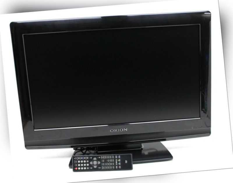 """Orion TV-26PL155DVD, 26""""/ 66cm, DVB-T, 2x HDMI, 2x SCART, VGA, DVD   #312846"""