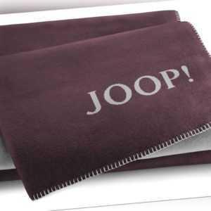 JOOP!-Wohndecke bord.-graphit