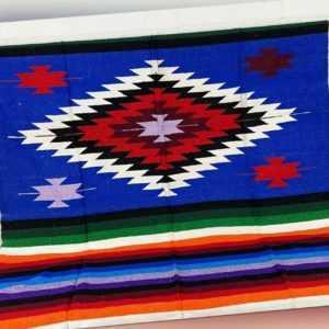 MEXIKO DECKE [DIAMOND BLANKET #3] MEXIKANISCHE TAGES,YOGA,PICKNICK