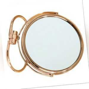 Tabletop Makeup Mirror Foldable Makeup Mirror Both Sides Mirror Wall Hanging