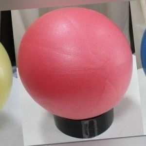 Supersoft Ball 4120 ähnlich wie Redondo® Ball Gymnastik Pilates Yoga Reha Kinder