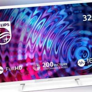 Fernseher Philips 32PFS5603 32 Zoll Full HD LED TV Fernseher HDMI Weiß