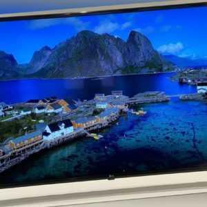 LG LED TV 55UN71006LB