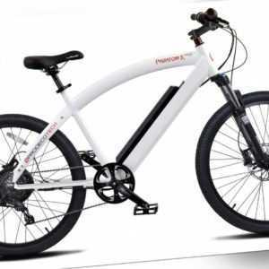 XXL Luxus e-Bike XRS Mountainbike Elektrofahrrad Elektro-Fahrrad Prodeco ebike