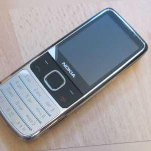 Nokia 6700 classic > Chrom  ohne Simlock / ohne Branding  topp !!!