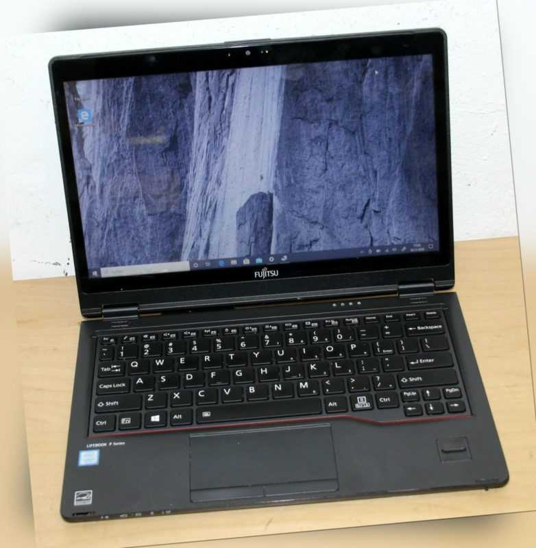 """Fujitsu Lifebook P727 12,5"""" Intel  i5-7200U 2,50GHz 256GB SSD 8GB RAM"""