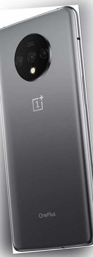 OnePlus 7T 128GB 8GB RAM Frosted Silver Smartphone ohne Simlock -...