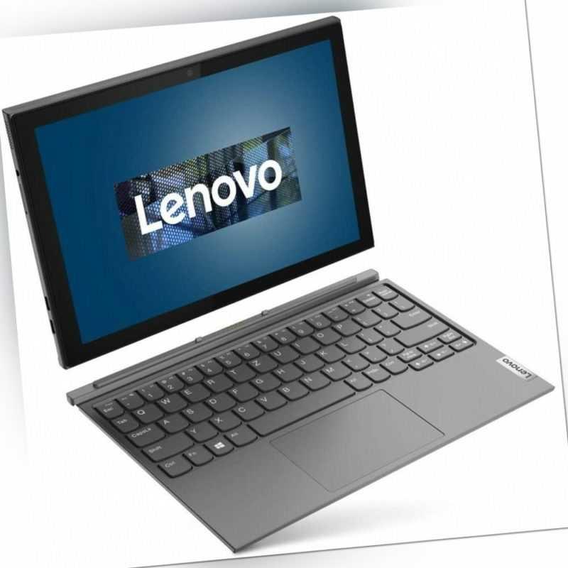 Lenovo IdeaPad Duet 3 10IGL5 64GB 4GB RAM Tablet-PC mit Docking-Tastatur Intel
