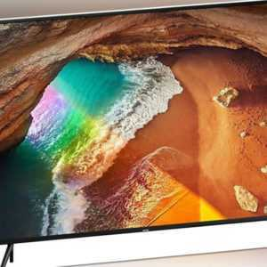 SAMSUNG GQ-65Q60RGT 165cm QLED 4K Smart-TV Triple Tuner WLAN HDMI B-WARE