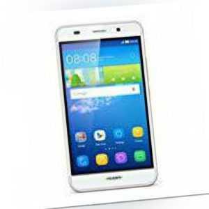 Huawei Y6 8GB [Dual-Sim] weiß [OHNE SIMLOCK] AKZEPTABEL