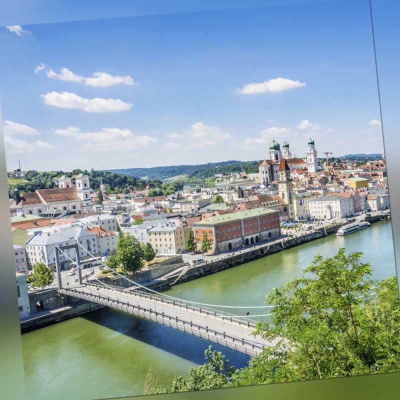 4 Tage Kurz Urlaub Städereise Passau 3*** Hotel Bayerischer Wald Reisegutschein