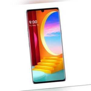 "LG Velvet 5G grau 128GB LTE Android Smartphone 6,8"" Display 48 Megapixel"