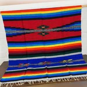 MEXIKO DECKE [DIAMOND BLANKET 10] MEXIKANISCHE TAGES,YOGA,PICKNICK