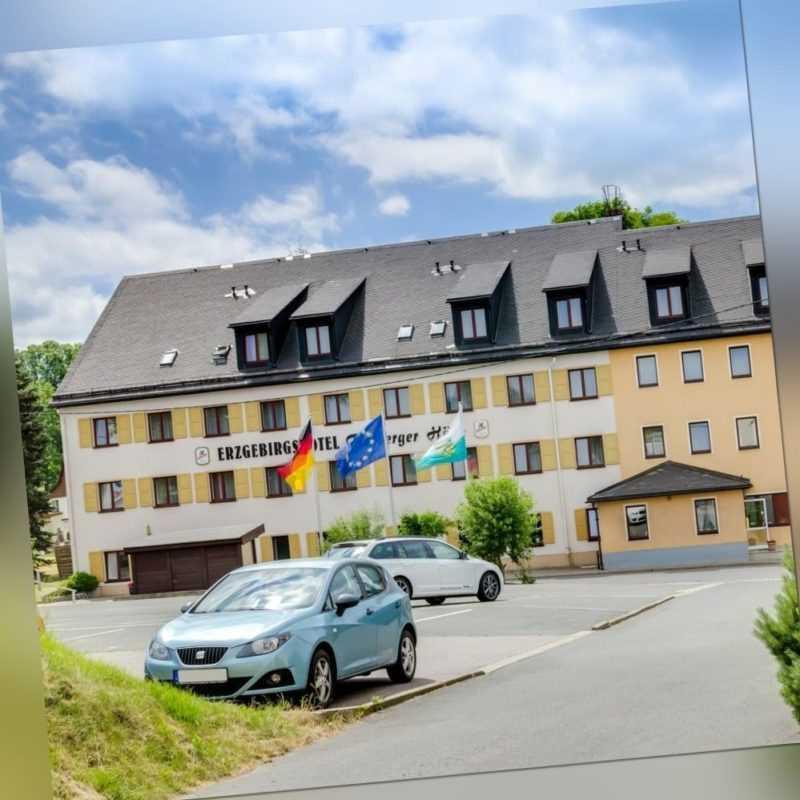 DEAL 3 Tage Reise Kurzurlaub Erzgebirge Sachsen Halbpension HP Wellness Rabatt