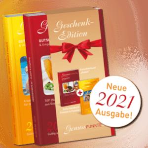 Gutscheinbuch Geschenkedition: Krefeld + Freizeit & Familie NRW 2021