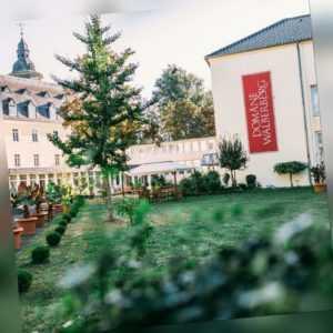 Bornheim Brühl nahe Köln Schloss Hotel Gutschein für 2 Personen mit HP 4 Nächte