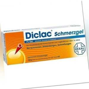 DICLAC Schmerzgel 1% 150 g 05388026