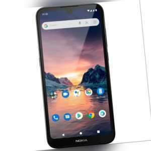 Nokia 1.3 16GB 1GB RAM Charcoal Android Smartphone Handy ohne...