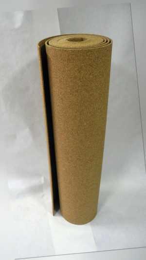 Pinnwand, Rollenkork,Korkplatten, Korkdämmung, verschiedene Größen  4mm XXL