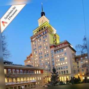Luxus Kurzurlaub Prag 3 Tage für 2 Personen im Hotel International Gutschein