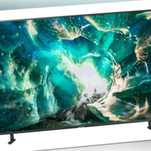 Samsung UE55RU8009UXZG 55 Zoll (138 cm) UHD 4K Smart TV 2500 PQI WLAN 100 Hz