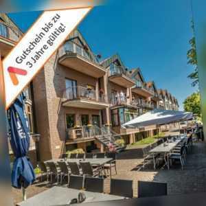 Kurzreise Niederrhein Goch 3-4 Tage 2 Personen 4 Sterne Wellness Hotel Gutschein
