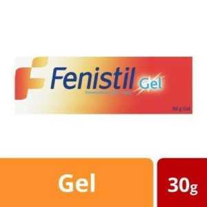 FENISTIL Gel 30g PZN 12550409