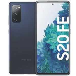 Samsung Galaxy S20 FE 128GB Dual-SIM Smartphone cloud navy...