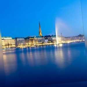 Hamburg Moorfleet Wochenende Reise für 2 Personen Amedia Hotel Urlaub 3 Tage