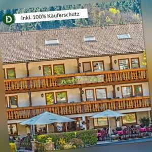 6 Tage Kurzurlaub im Schwarzwald im Hotel Döttelbacher Mühle mit Halbpension
