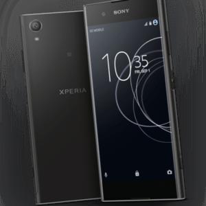 "Sony Xperia XA1 Plus schwarz 32GB LTE Android Smartphone 5,5""..."