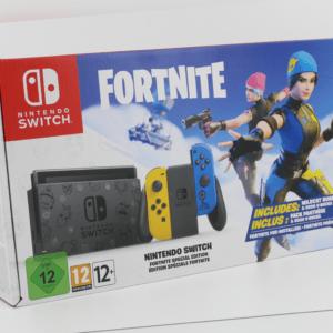 *** Nintendo Switch *** Special Edition Fortnite *** NEU ***
