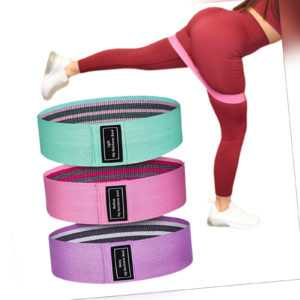 Hip Fitnessbänder Trainingsbänder Widerstandsband Fitnessband Gymnastikband