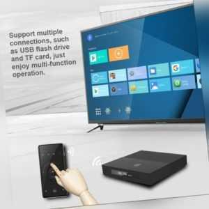 A95X F2 TV Box Android 9.0 Quad-Core 4G + 32G WiFi + BT Media EU