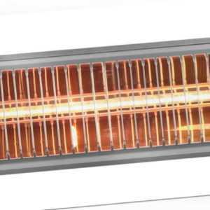 Eurom Elektrischer Terrassenheizstrahler Golden 2000 Amber Terrassenheizung