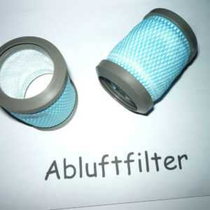 Abluftfilter kompatibel Hoover Freedom FD22.. Serie ersetzt T 113 Nr.35601731