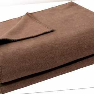 ZOEPPRITZ since 1828 Soft-Fleece Decke 160 x 200 cm Farbe 840