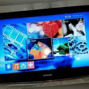Samsung 81,3 cm 32 Zoll Fernseher LCD TV   HDMI USB SCART