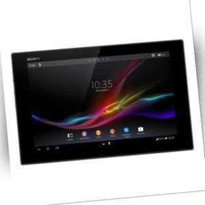 Sony Xperia Z 16GB, WLAN + 4G (10,1 Zoll) - Schwarz - Gebraucht -