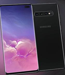 Samsung G975F Galaxy S10+ DualSim ceramic schwarz 512GB LTE...