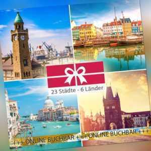 Kurzurlaub für 2 Personen 22 Städte - 35 Hotels inkl. Frühstück + Kinder Frei