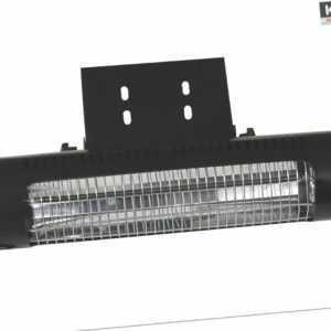Elektro Infrarot 800W Heizstrahler Terrassen Wärme Strahler Heizung Wandstrahler
