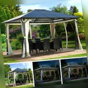 BRAST Alu Pavillon Gartenpavillon Gartenzelt Partyzelt Pavilon Pavillion 2.Wahl