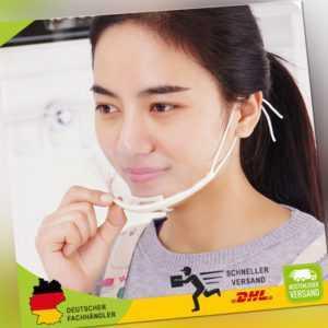 Mund Schutzvisier Visier Gesichtsvisier Maske Mundschutz Kinn Gesichtsschild