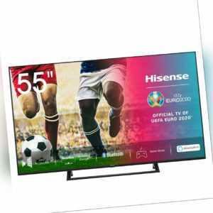 Hisense 55AE7200F 4K/UHD LED Fernseher 139 cm [55 Zoll] Smart TV HDR Schwarz