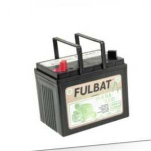 Batterie Pro Power Starter 12V 28Ah Aufsitzmäher Rasenmäher AGM U1-9 SLA