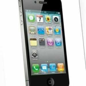 Apple iPhone 4 16GB Schwarz Ohne Simlock Handy Sehr Guter Zustand...